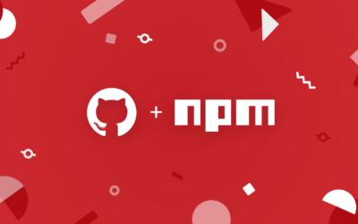 github-rachete-le-gestionnaire-de-paquets-npm