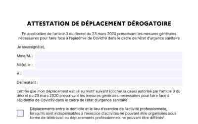 covid-19-:-l'attestation-de-deplacement-sur-smartphone-a-partir-du-lundi-6-avril