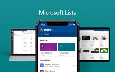 microsoft-lists,-un-nouveau-service-pour-organiser-et-partager-vos-listes
