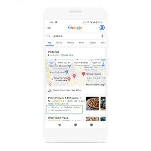 Établissements sur Google : de nouveaux services pour convaincre les clients de venir en magasin