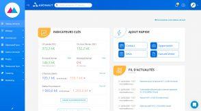 Axonaut, la solution de gestion tout-en-un : CRM, devis, factures, dépenses…