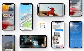 ios-15-:-les-modeles-d'iphone-compatibles-avec-la-nouvelle-version