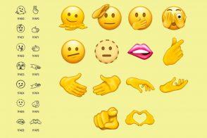 Découvrez les 112 nouveaux emojis pour 2022